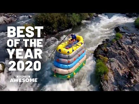 Best of the Year 2020 Video   People Are Awesome