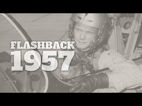 Flashback to 1957 - A Timeline of Life in America #Video