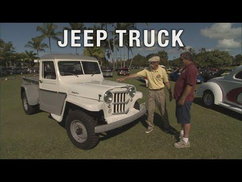 Oldest Jeep Truck Body Style #Video