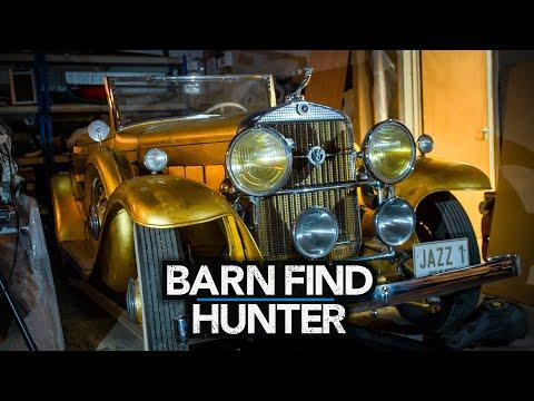 Liberace's Gold Cadillac Video and a BMW M5 Wagon Touring EVO | Barn Find Hunter - Ep. 84 (UK Trip 4
